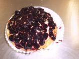 Tartelette aux myrtilles 1