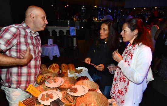 artisan    Biscotin d'Alet  partenaire de la soirée