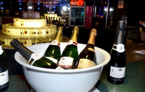 champagne Roland Chardin partenaire de la soirée