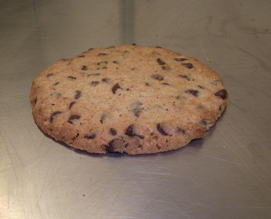 Cookies aux pépites de chocolat..