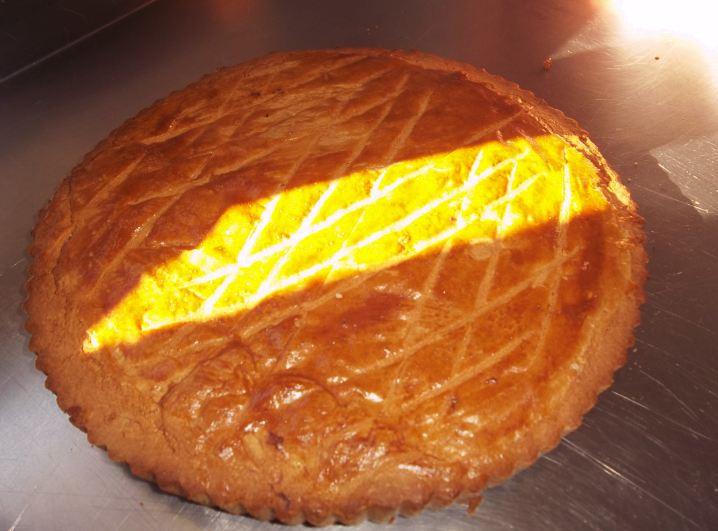 gâteau  basque  10-12  personnes