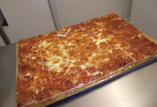 plaque de pizza la big cheese