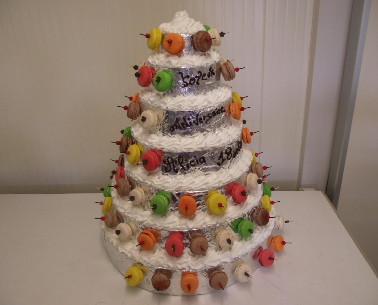 pyramide de macarons (4)