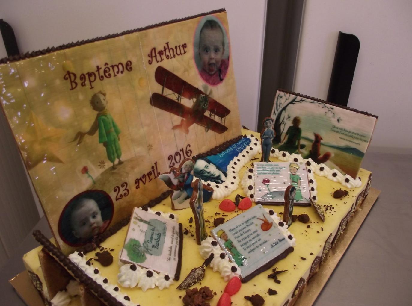 volupté des tropiques 20-24 thème  Le Petit Prince